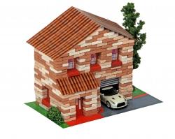 Двухэтажный домик